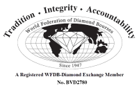 Registered Diamond Exchange Member